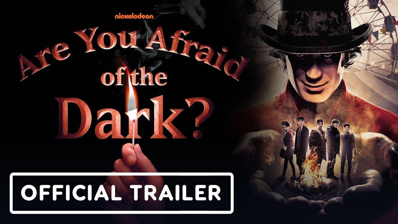 Трейлер новой версии сериала «Боишься ли ты темноты?»