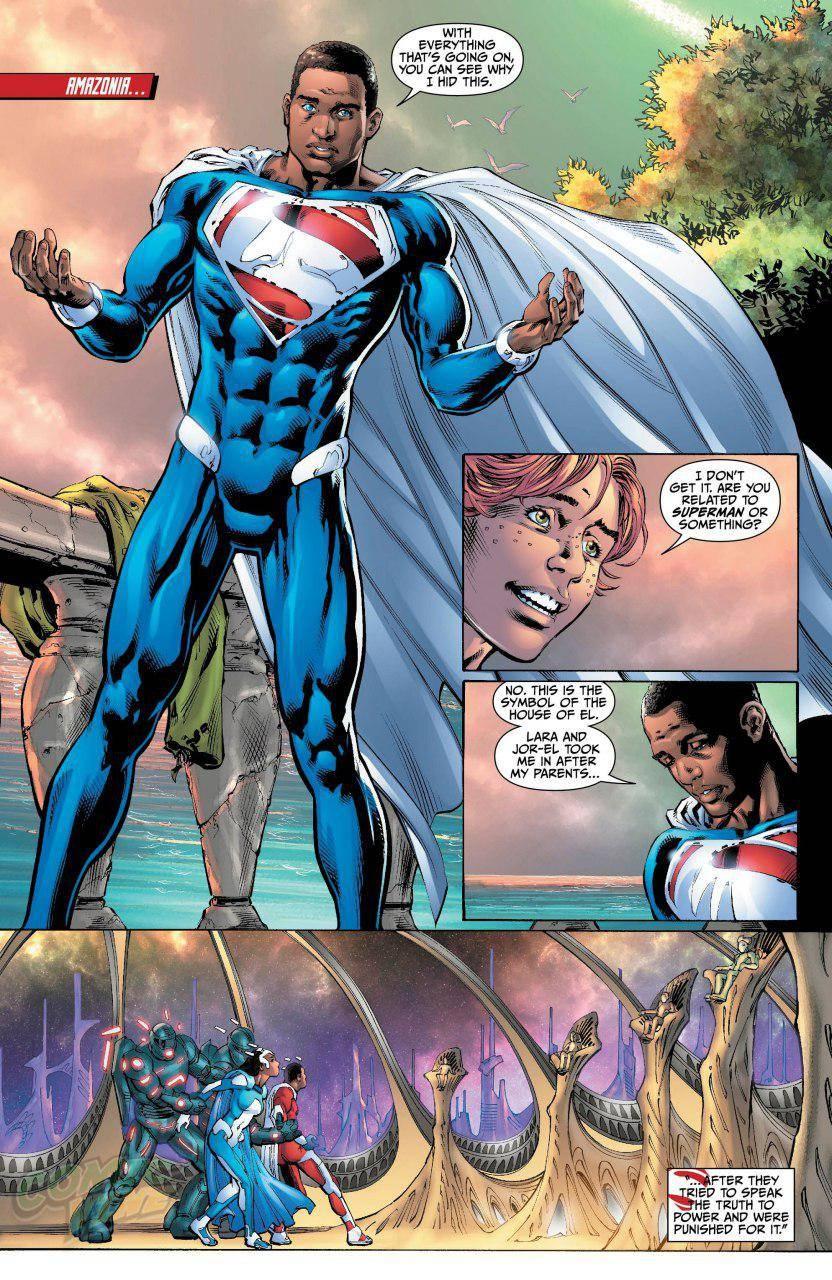 Слух дня: в комиксах DC планируют ввести темнокожего Бэтмена 1