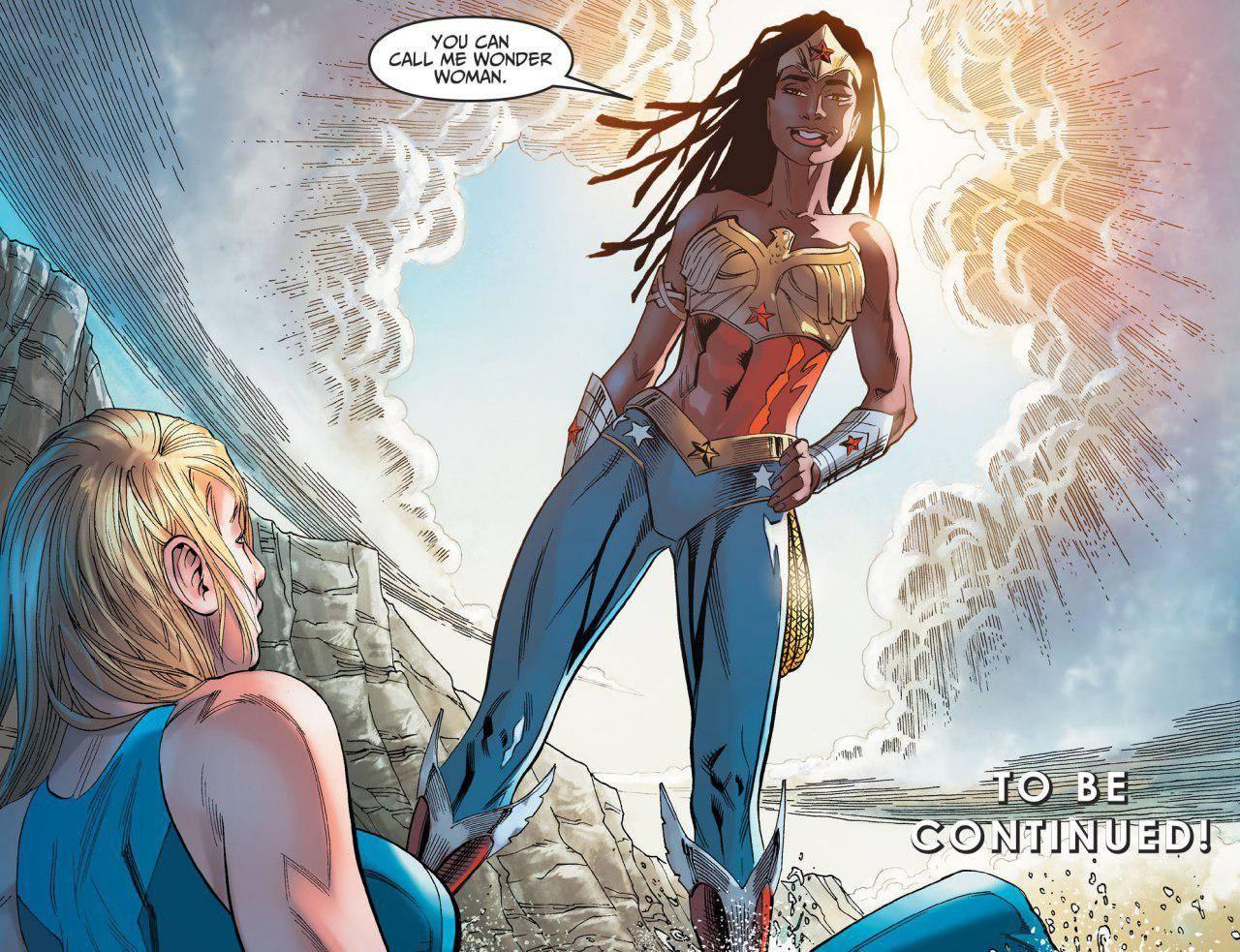 Слух дня: в комиксах DC планируют ввести темнокожего Бэтмена 2
