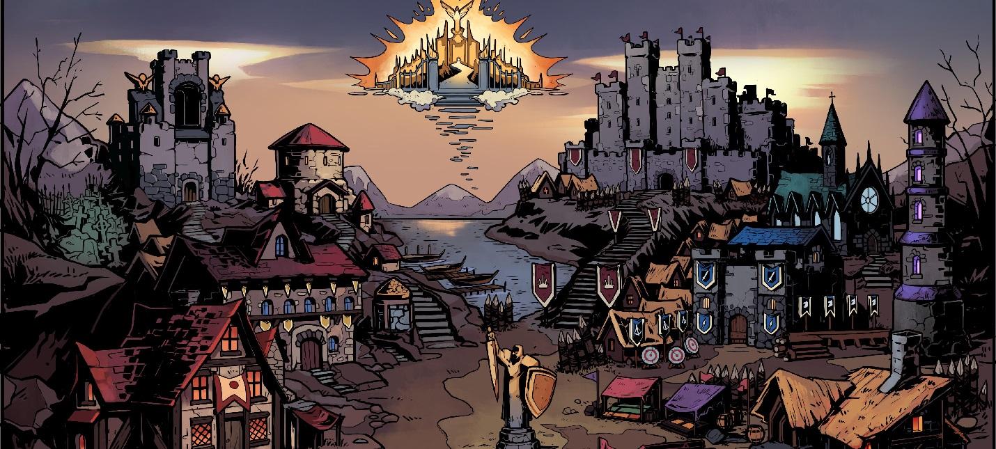 На Kickstarter стартовал сбор средств на стратегию в духе «Героев», но в стилистике Darkest Dungeon