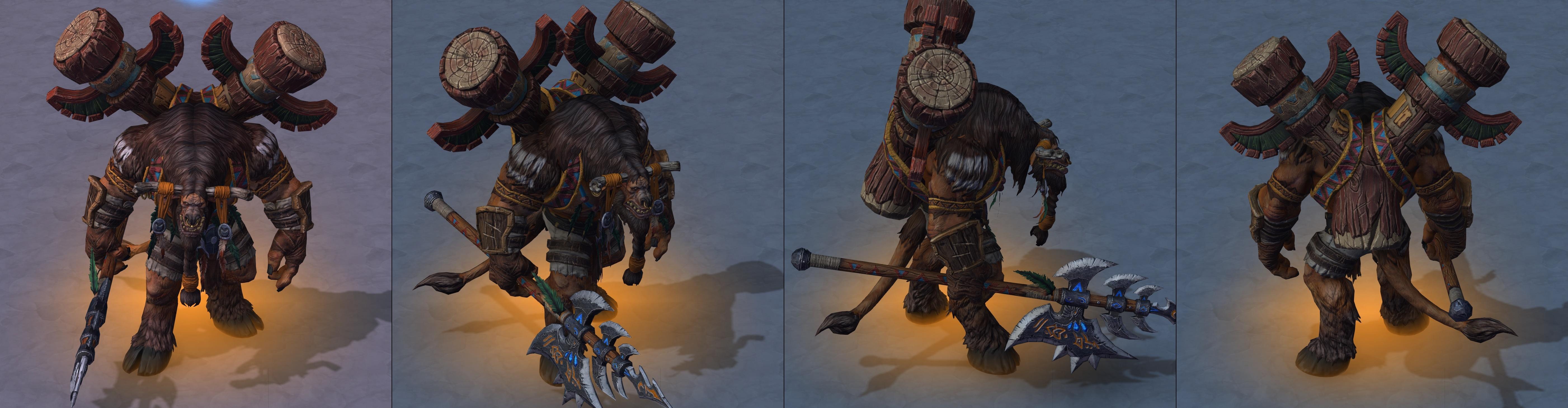 Утечка: озвучка и модели Сильваны, Артаса, Джайны и других персонажей Wacraft III: Reforged