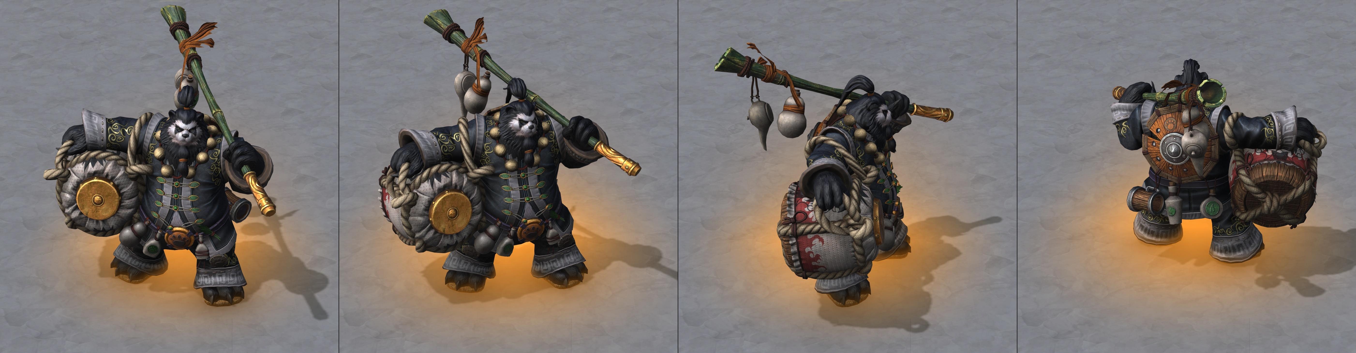 Утечка: озвучка и модели Сильваны, Артаса, Джайны и других персонажей Wacraft III: Reforged 1