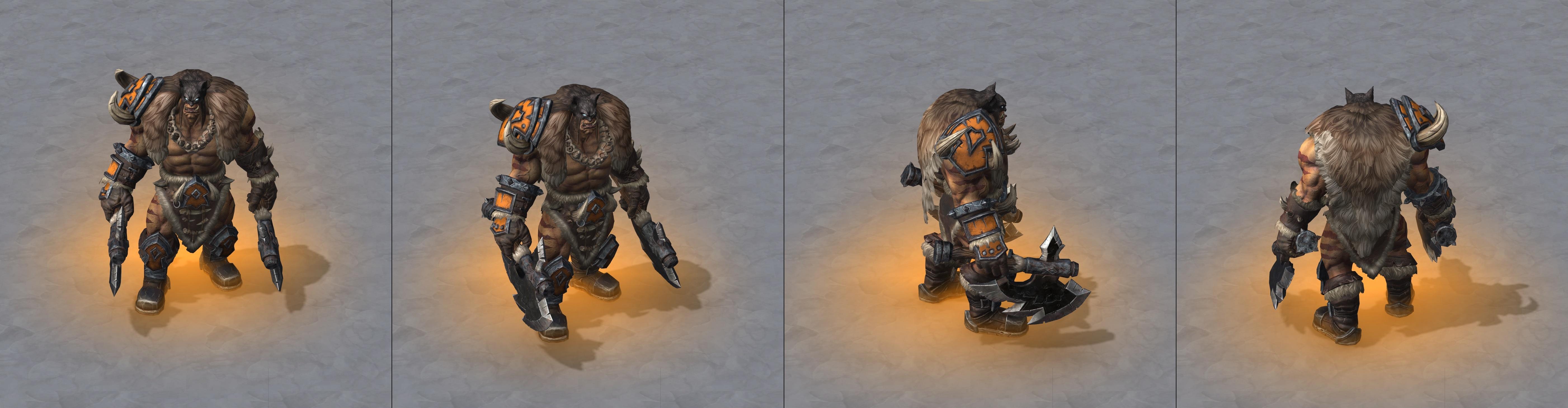 Утечка: озвучка и модели Сильваны, Артаса, Джайны и других персонажей Wacraft III: Reforged 5