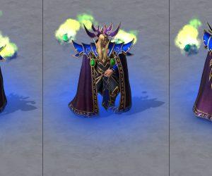 Утечка: модели Сильваны, Артаса, и озвучка Wacraft III: Reforged
