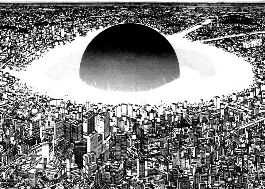 Манга и аниме «Акира»: все дороги ведут в Нео-Токио 20