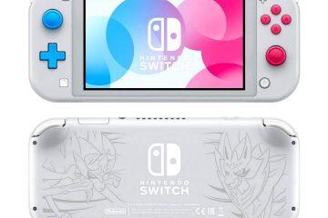Уже не гибрид. Обзор Nintendo Switch Lite 1