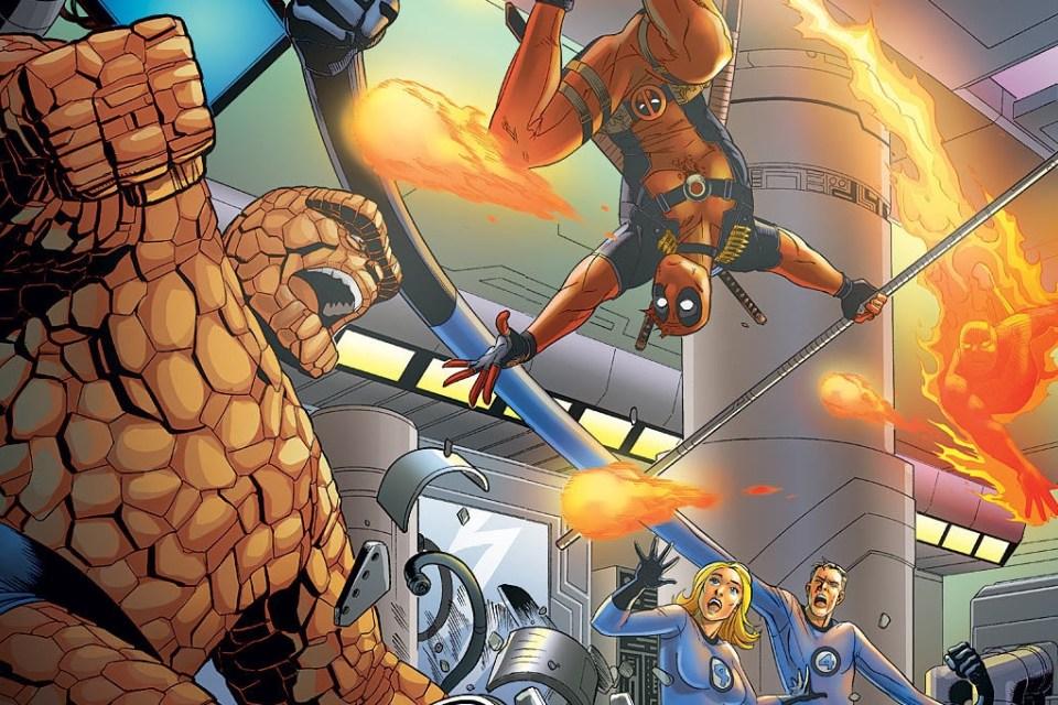 Тим Миллер планировал показать в «Дэдпуле 2» Существо из Фантастической четвёрки