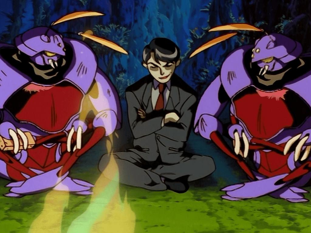 Забытые шедевры аниме: исекай 27