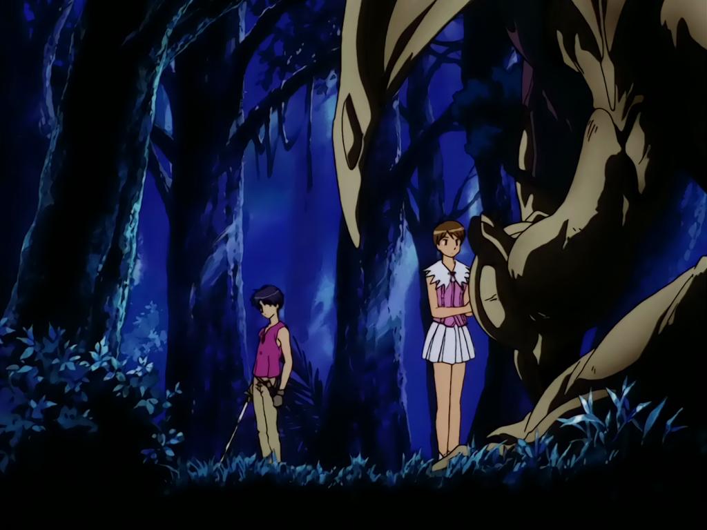 Забытые шедевры аниме: исекай 30