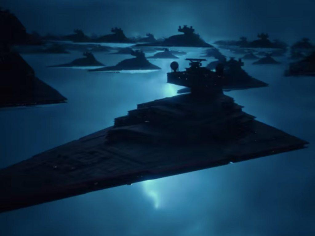 сюжет Звёздные войны Скайуокер Восход 4