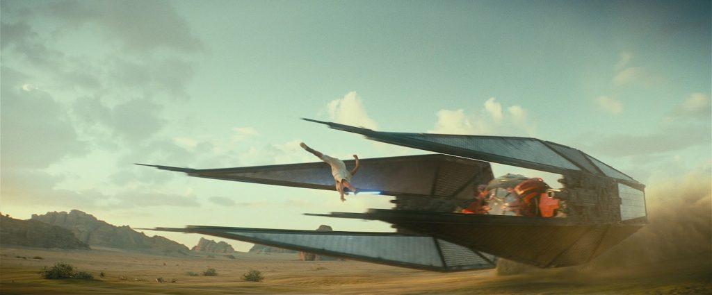 сюжет Звёздные войны Скайуокер Восход 5