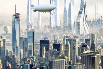 Ким Стэнли Робинсон «Нью-Йорк 2140»: фантастика об капитализме после потопа 1