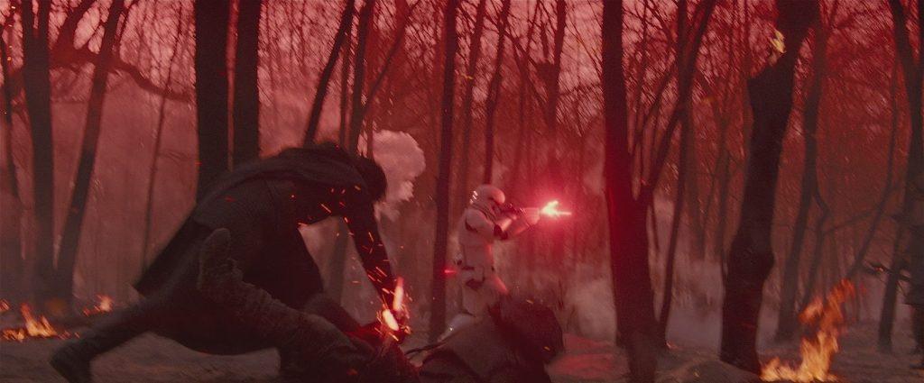 сюжет Звёздные войны Скайуокер Восход 6