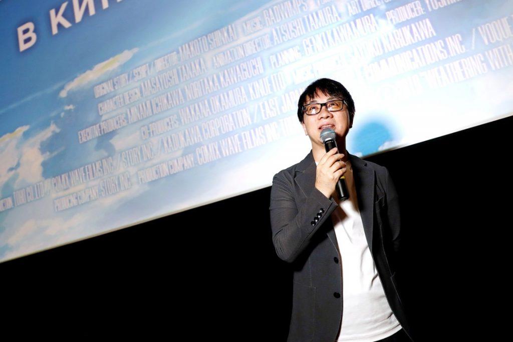 Макото Синкай рассказал нам, как снимает фильмы 6