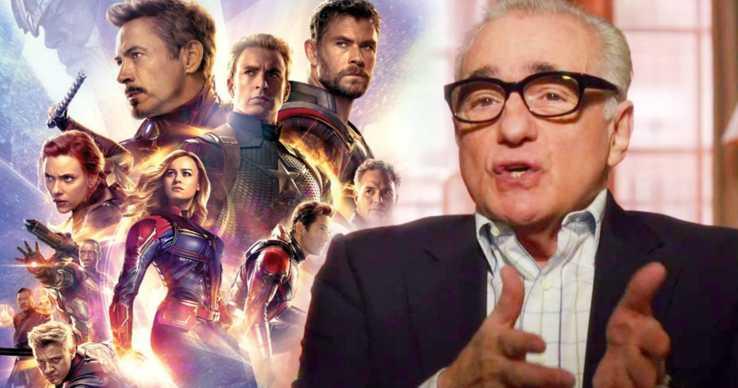 Мартин Скорсезе о фильмах Marvel: «Мы не должны позволить этому захватить нас»