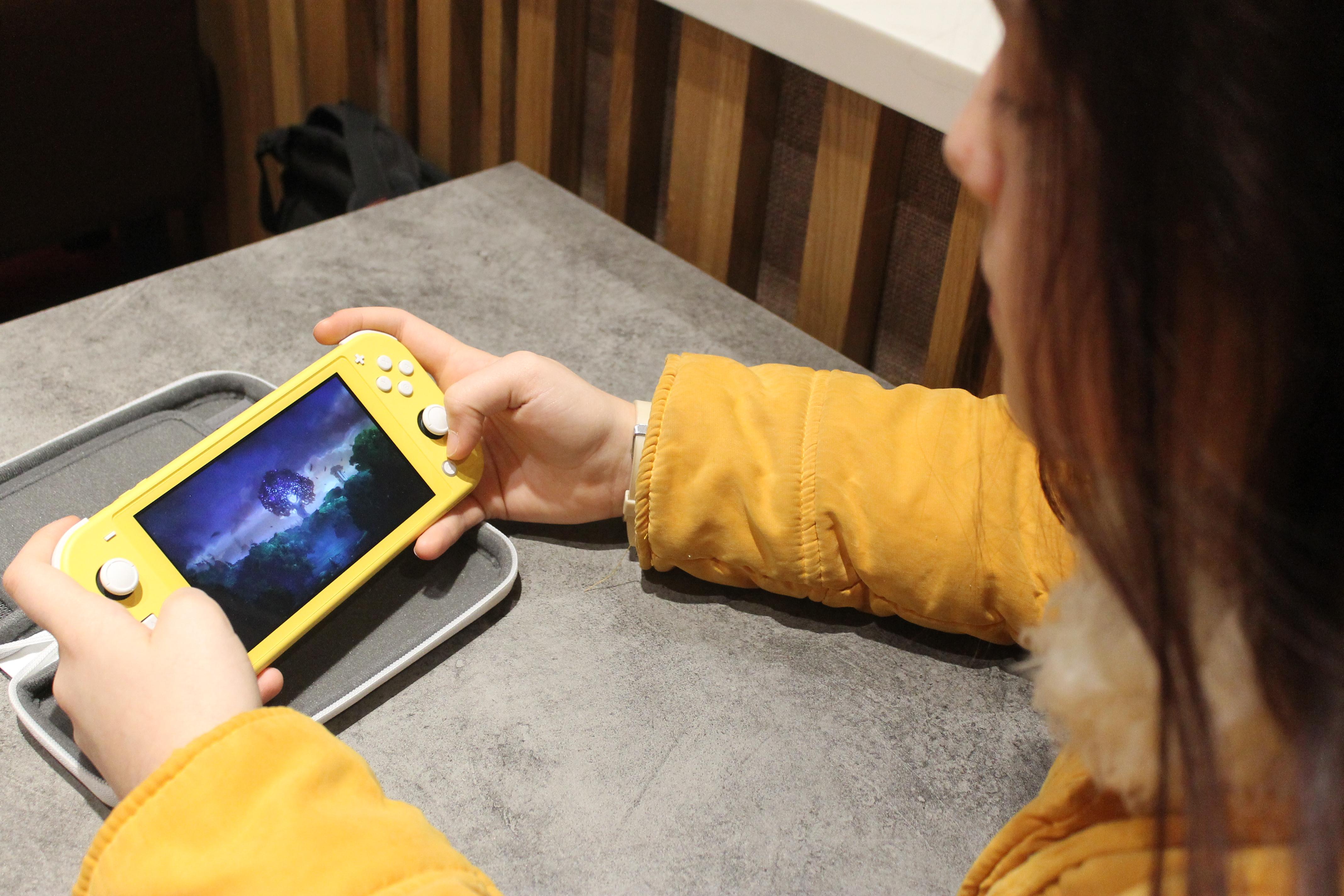 Уже не гибрид. Обзор Nintendo Switch Lite 2