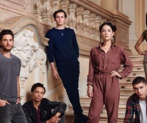 Каст сериала «Тень и кость» по мотивам цикла Ли Бардуго «ГришиВёрс» от Netflix