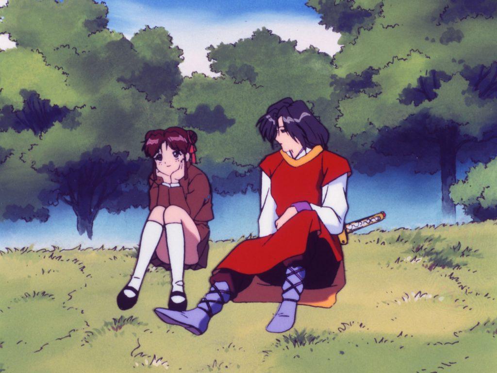Забытые шедевры аниме: исекай 23