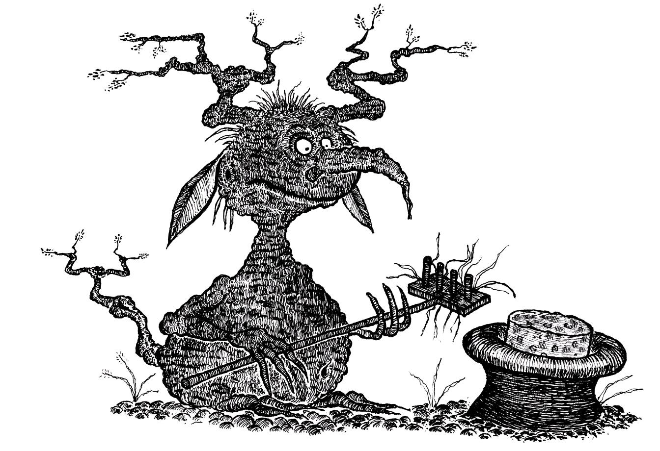 Вальтер Моэрс «Мастер ужасок» — тёмное фэнтези под видом сказки для взрослых 1