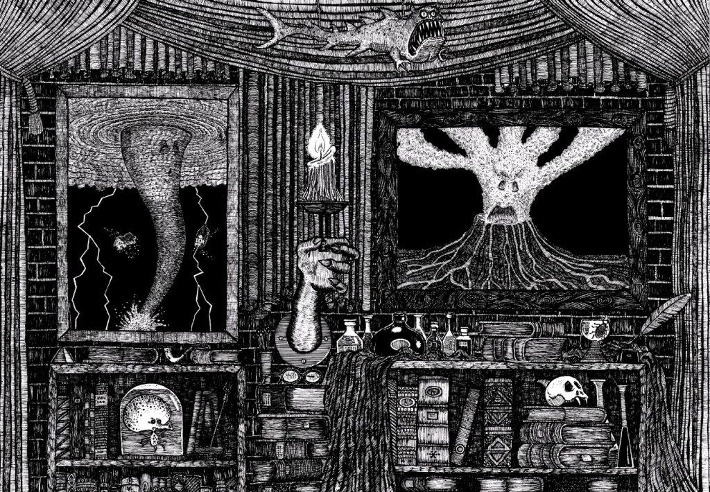 Вальтер Моэрс «Мастер ужасок» — тёмное фэнтези под видом сказки для взрослых 2