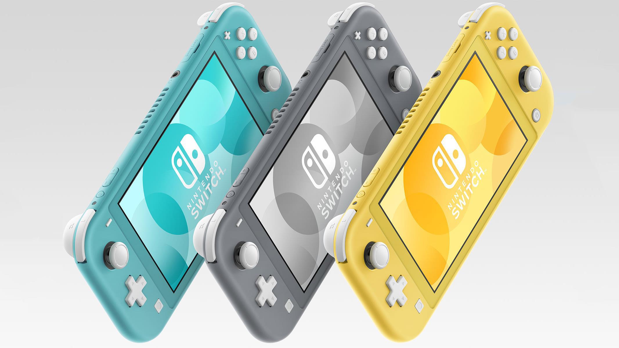 Уже не гибрид. Обзор Nintendo Switch Lite