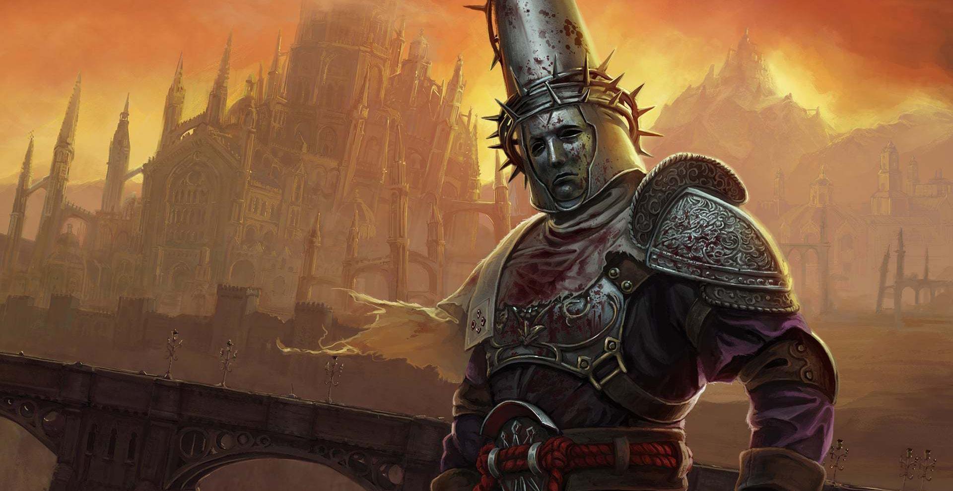 Мрачные игры осени: Stygian, Children of Morta, Blasphemous, The Executioner 20