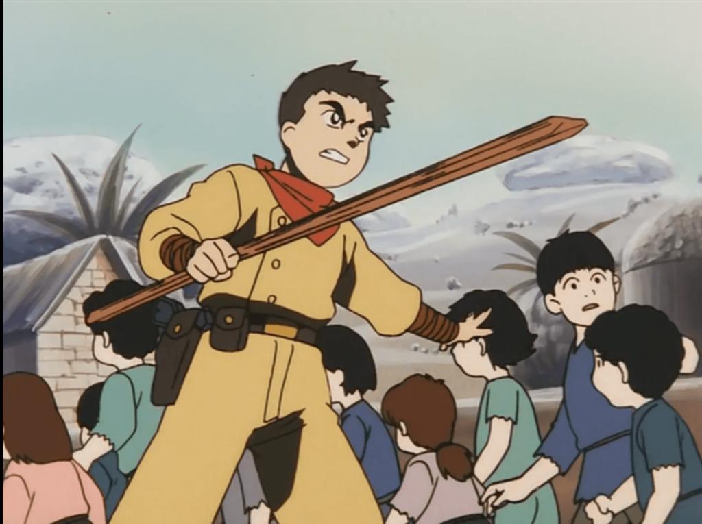 Забытые шедевры аниме: исекай 7