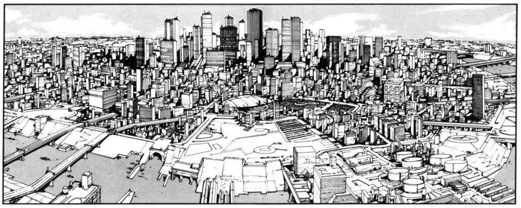 Манга и аниме «Акира»: все дороги ведут в Нео-Токио 24