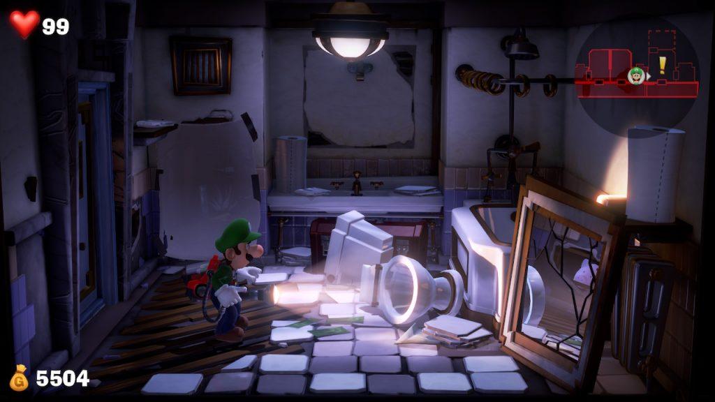 Обзор Luigi's Mansion 3. Отель с привидениями
