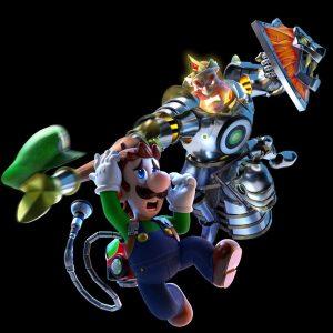 Обзор Luigi's Mansion 3. Отель с привидениями 1