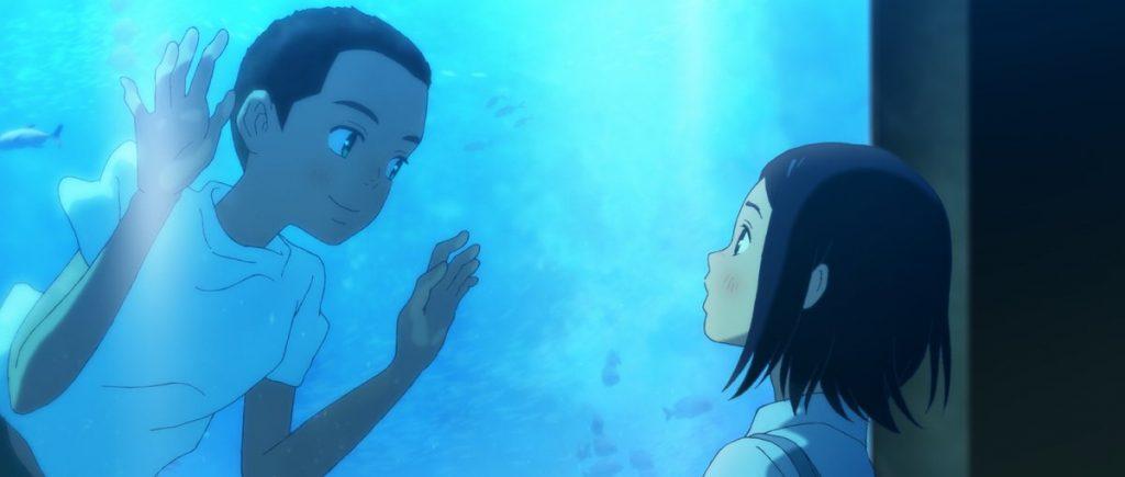 Аниме «Дети моря» — это волшебный вывих мозга 1