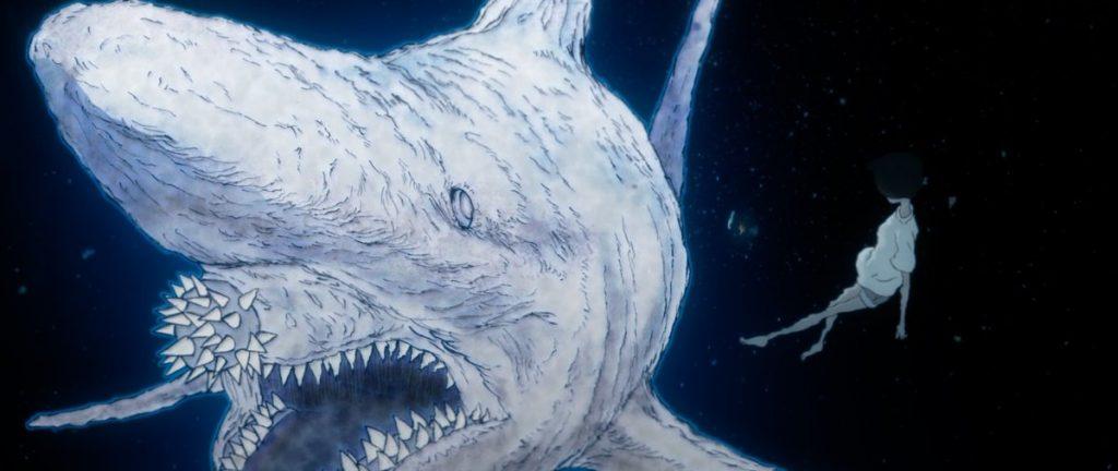Аниме «Дети моря» — это волшебный вывих мозга 4