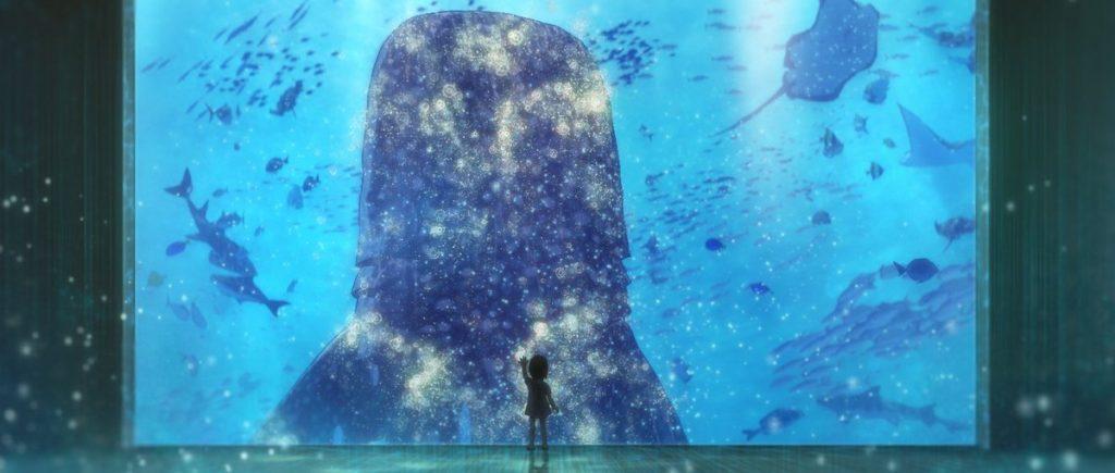 Аниме «Дети моря» — это волшебный вывих мозга 5