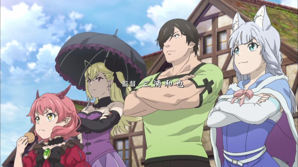 Фантастическое аниме осени 2019: что стоит смотреть? 8