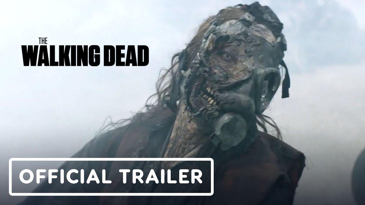 Первый трейлер третьего сериала по «Ходячим мертвецам» — с героями-подростками