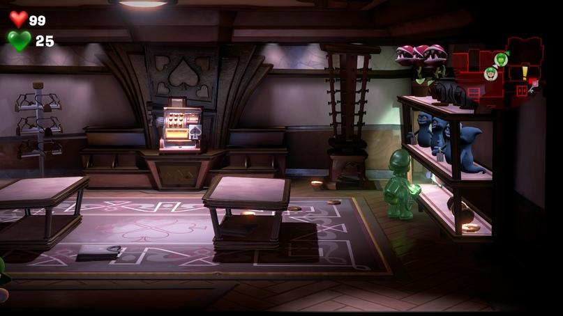 Обзор Luigi's Mansion 3. Отель с привидениями 2
