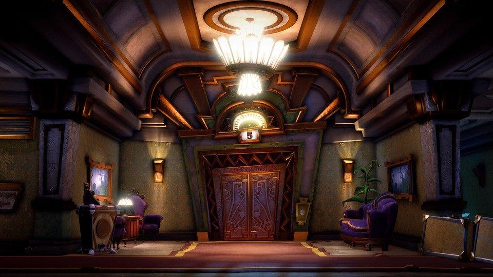 Обзор Luigi's Mansion 3. Отель с привидениями 3
