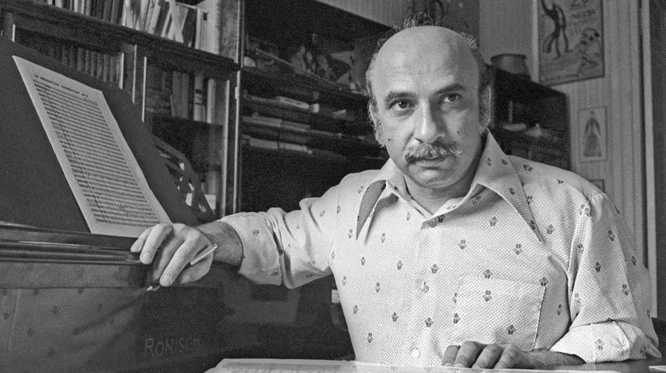 На 85-м году жизни скончался Гия Канчели, композитор «Кин-дза-дза»