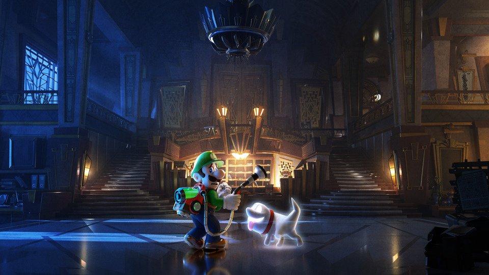 Обзор Luigi's Mansion 3. Отель с привидениями 5