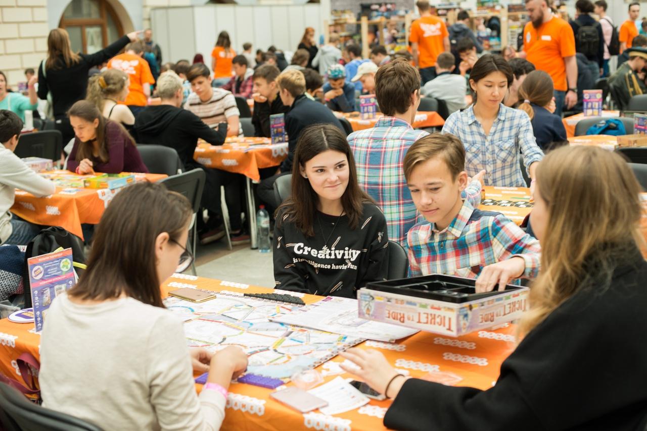 Hobby World приглашает на фестиваль настольных игр «Игрокон 2019» — 16-17 ноября