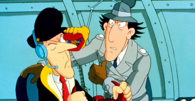 СМИ: Disney готовит игровой фильм про Инспектора Гаджета