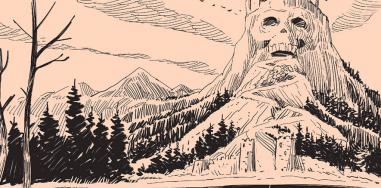 «Как воскресить лича?» — миниатюрная ролевая игра о прислужниках тёмного властелина