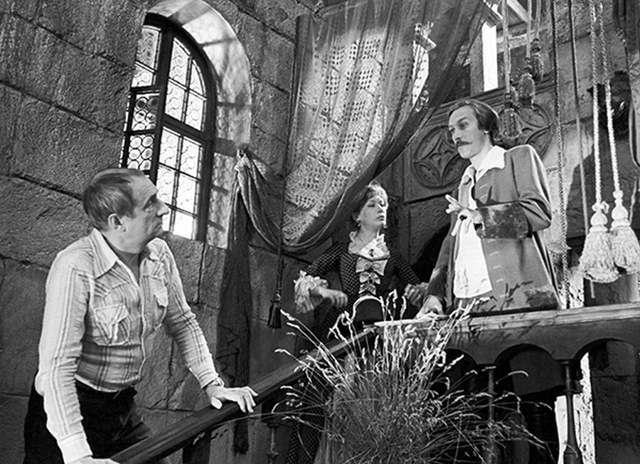 Последний волшебник: Марк Захаров и его сказочные миры 9