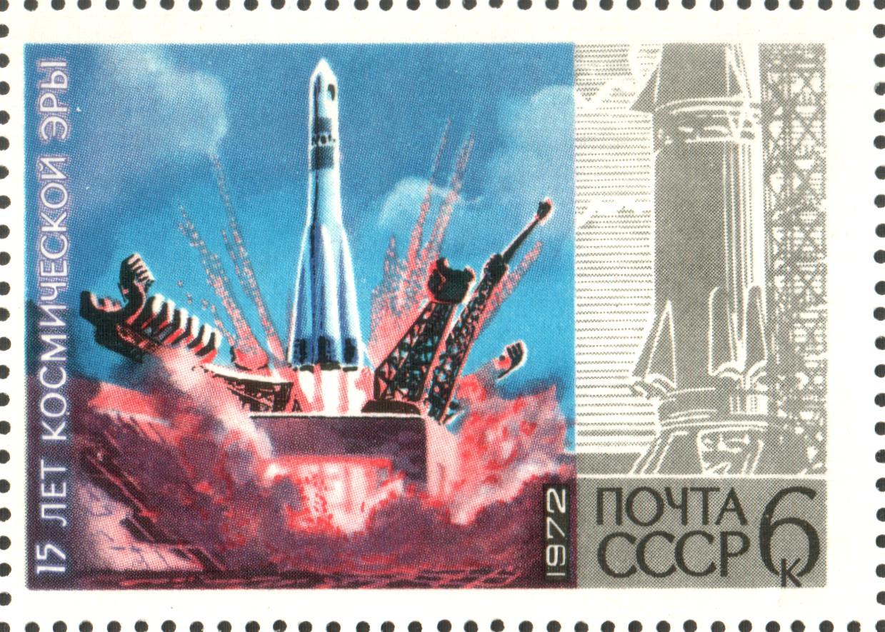 Фантастика и реальность в картинах Алексея Леонова —первого человека в открытом космосе 10