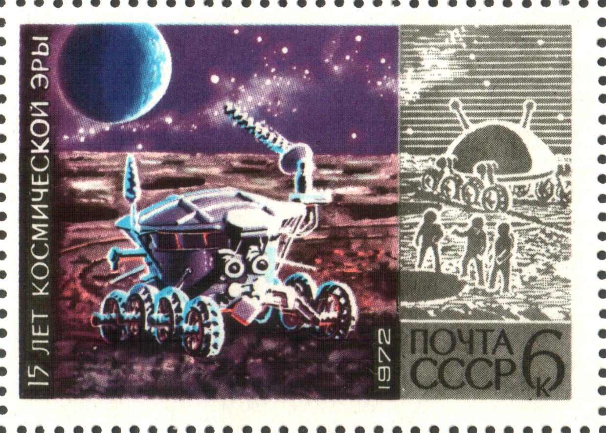Фантастика и реальность в картинах Алексея Леонова —первого человека в открытом космосе 12