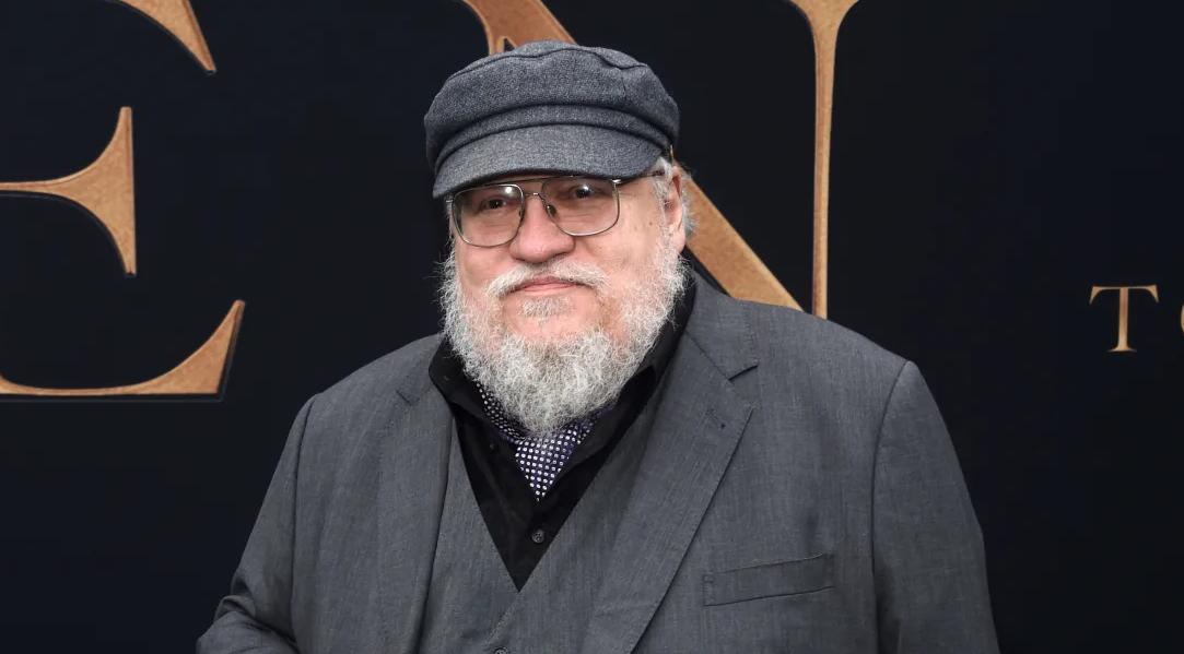 """Джордж Мартин: «Я не начну сценарий сериала, пока не допишу """"Ветра Зимы""""»"""