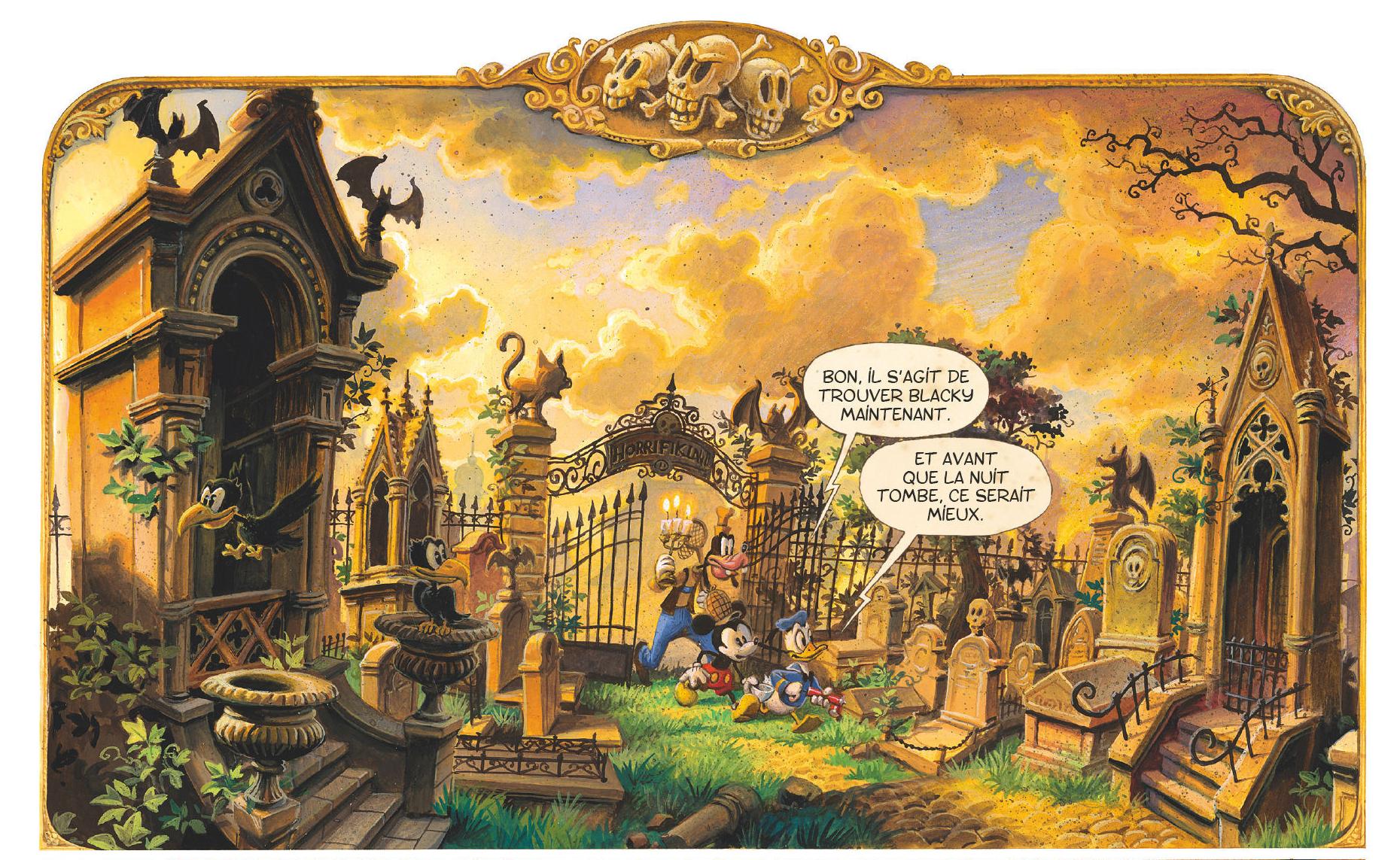 Художник Алекси Нэм — о том, как меняются европейские комиксы 8