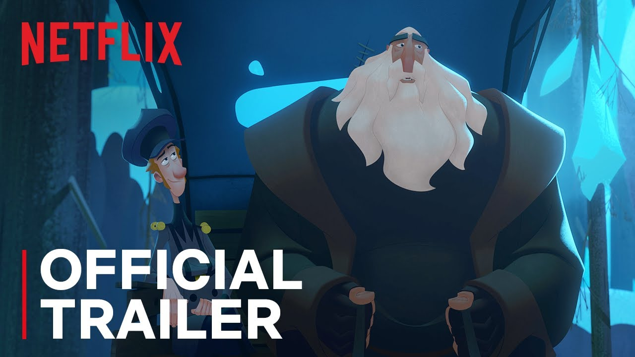 Первый тизер рождественского мультфильма «Клаус»от Netflix 1