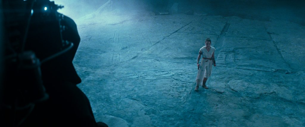сюжет Звёздные войны Скайуокер Восход 9