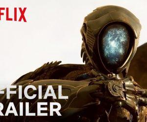Первый трейлер второго сезона «Потерянных в космосе»